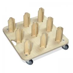 Base Roller 9