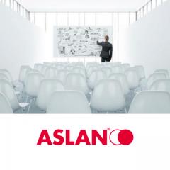 Whiteboard ASLAN WB 995 1.37 x 1m