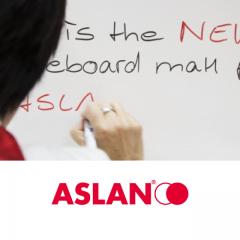 Whiteboard ASLAN WB 975 1.37 x 1m