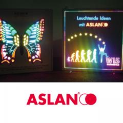 Blockout ASLAN W 15 weiss semi gloss 1.25 x 25m