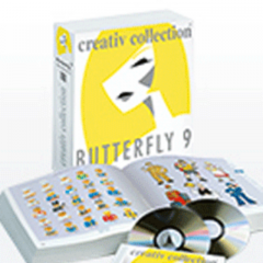 Creativ Collection Butterfly