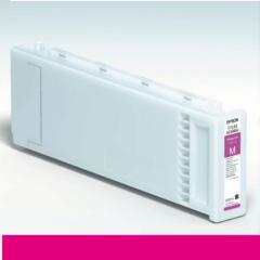 Tintenpatrone magenta 600ml zu Epson SC-F2000/2100