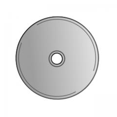 Ersatzmesser zu Textil Cutter für Simplex