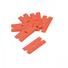 Ersatzschaber Kunststoff, 100 Stück