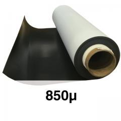 Magnet white PVC div. Grössen