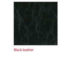 TuningFilm Black Leather 1.37x1m