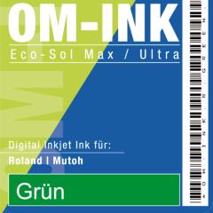 1 Liter Bulk für Roland/Mutoh,green