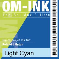 1 Liter Bulk für Roland/Mutoh, light cyan