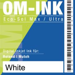 0.5 Liter Bulk für Roland/Mutoh,white