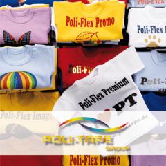 Poli-Flex Premium 50cm x 1m div. Farben