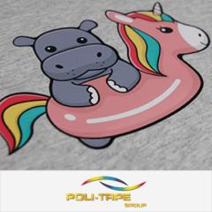 Poli-Flex Turbo Print UV 4037 matt 50cm x 25 m