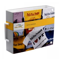 Poli-Flex Musterbuch Heisstransferfolien