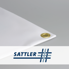Sattler Frontlit Banner 550, div. Grössen
