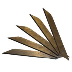 TitanBlades Abbrechklingen 9mm 30°