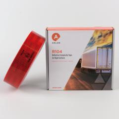 Konturmarkierungsband Rot 50mm x 50m