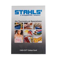 Farbkarte Stahls