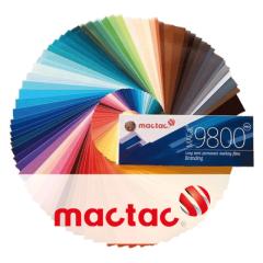 MACal 9800 PRO div. Farben glanz 1.23m
