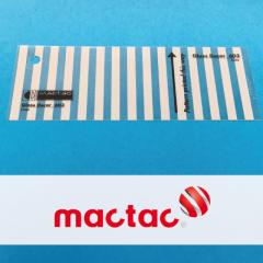 Macal GlassDecor 603 Lines 1.23x1m
