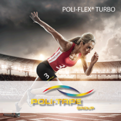 Poli-Flex Turbo 50cm x 1m div. Farben